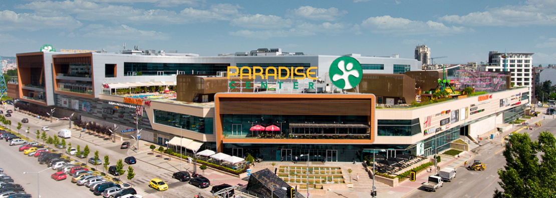Picture: Paradise Center панорамна