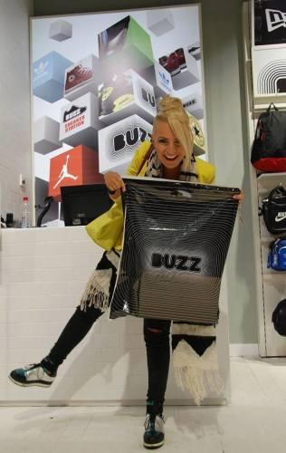 Снимка: Първият BUZZ в България отвори врати в Paradise Center.