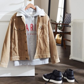 Picture: Заложете на удобството през този сезон с H&M Мan !