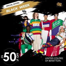 Picture: Black Week във Benetton