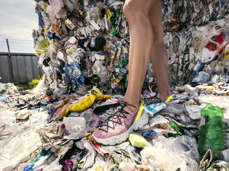 """Picutre: Discover the Nike """"Move to Zero"""" collection - made from recycled materials"""