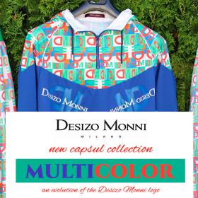Снимка: Нова Колекция MULTICOLOR в Desizo Monni Milano живите нюанси в дрехите оживяват!